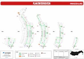 planintervention parc de stationnement batisafe