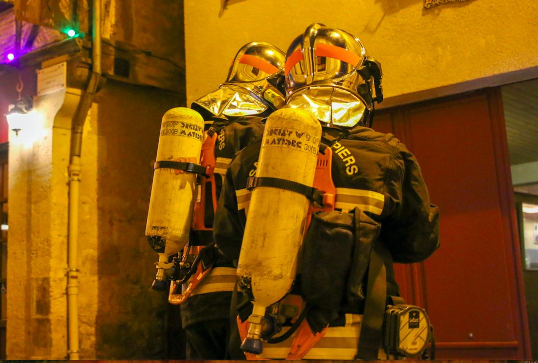 les sapeurs-pompiers batisafe