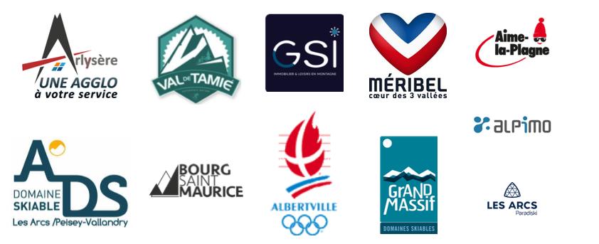 logos clients BatiSafe Albertville