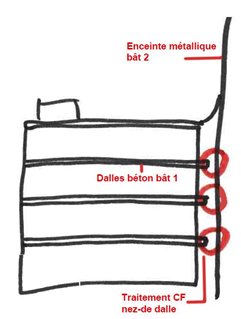 matelas coupe feu - BatiSafe